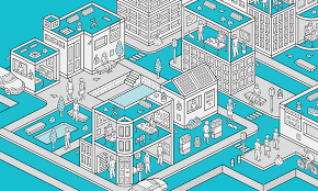 The City Design Smart Cities On Behance