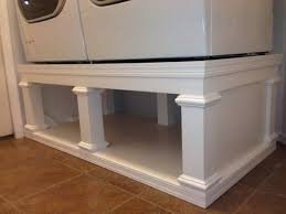 washer and dryer stands. Image Result For Platform Washer And Dryer In Basement Stands H