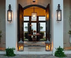image of front door light fixtures ideas