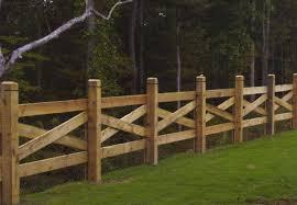 New Decorative Wood Fence Ideas 5