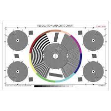 High Definition Resolution Chart