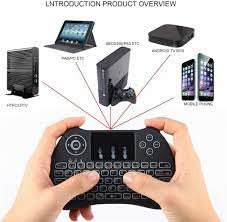 Backlight ZenzeComm 2.4G Mini Wireless Keyboard with Touchpad Backlit  Handheld Wireless Keyboard Mouse Combo for Android TV Box Samsung LG Smart  TV,PC,XBOX 360,PS4,Raspberry Pi Electronics Keyboards adios.co.il