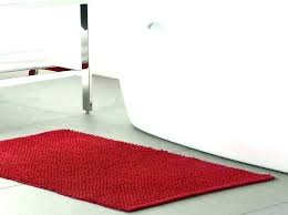 red bath mat red bathroom rugs red bathroom mats accessories decor bright red red memory foam