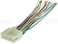 clarion car audio & video wire harnesses for db ebay Db345mp Clarion Wiring Diagram wire harness for clarion db 315 db315 *pay today ships today* Clarion NX409 Wiring Harness Diagram