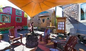tiny house hotel. The Tiny House Hotel) Communal Space At Caravan Hotel