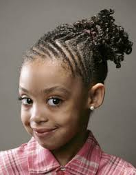 Childrens Hair Style Hair Styles Black Childrens Hair Styles 3666 by wearticles.com