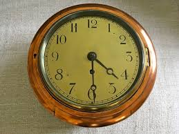 8 inch dial fusee wall clock railway station longcase bracket mantle antique 1 of 12 see more