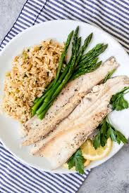 easy oven baked rainbow trout house