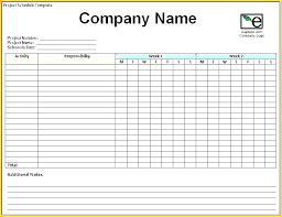 Construction Project Schedule Template Excel It Project Timeline Template Milestone Rt In Excel Free