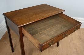 side tables georgian table oak