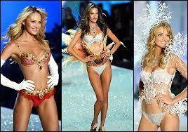 Victoria's secret angels: Ambrosio, Candice & Aldridge dazzled the ...