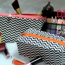 15 cute diy makeup bags