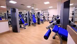 the oxfordshire golf club hotel gym healthclub