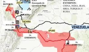 Frontera colombo-venezolana: La «Guerra no convencional de amplio  espectro». – Correo de los Trabajadores