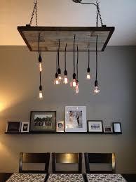rustic industrial track lighting for light fixtures idea 4