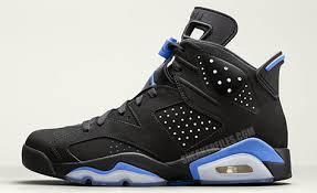 jordan shoes 2017 black. air-jordan-6-unc-black-university-blue-release- jordan shoes 2017 black