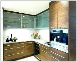 frosted glass kitchen cabinet door inserts stained panels wire glass kitchen cabinet doors
