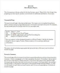 Short Business Report Sample 76 Report Samples In Docs Free Premium Templates