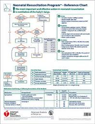 Neonatal Resuscitation Program Reference Chart 7 Best Chart Images Business Card Design Professional