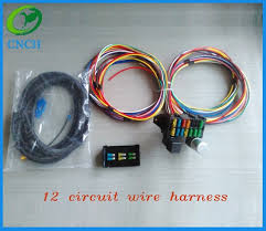 12 circuit universal wire harness muscle car hot rod street rod new Ford Wiring Harness Connectors 12 circuit universal wire harness muscle car hot rod street rod new xl wires
