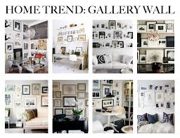 wall trendy design ideas gallery wall set up frames art print frame white collage uk