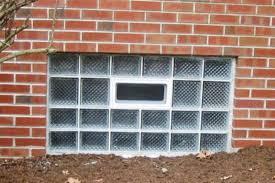 glass block basement windows quality