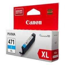 <b>Картридж</b> CANON CLI-471C XL Голубой <b>повышенной емкости</b> ...