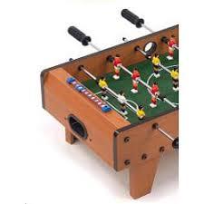 Miniature Wooden Foosball Table Game Miniature Wooden 100inch Foosball Table Game Free Shipping Today 45