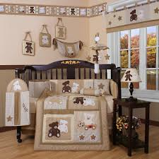 blue nursery furniture. Baby Nursery Furniture Sets Hello Kitty Theme Ideas Green Beige Painting Wall Black Wooden Crib White Blue
