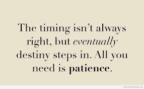 Quotes About Love Patience Motivational Quotes