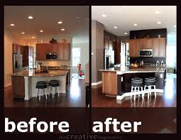 painted brown kitchen cabinets before and after. Perfect Brown Paint Kitchen Cabinets Brown F49x In Simple Designing Home Throughout Painted Before And After G