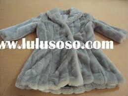 10 faux fur coats for kids ladylandladyland