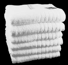 black and white bath towels. 100% Cotton White Bath Towel - 450 GSM Black And Towels