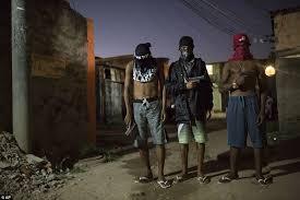 Teen gangs and drugs