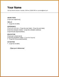 Resume For First Job Impressive Sample Resume First Job For High School Students With No Experience