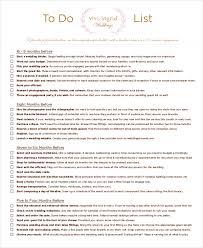 Wedding To Do List Timeline Under Fontanacountryinn Com