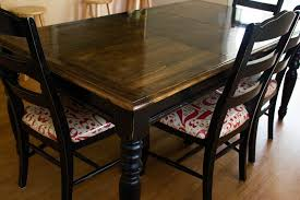Refinish Kitchen Table Top Do It Yourself Divas Diy Refinish Just A Table Top And Bench Top