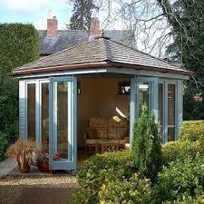 best garden office. summer lodge in your garden best office