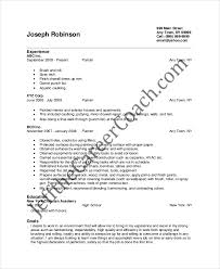 House Painter Resume Sample Painter Resume Magdalene Project Org