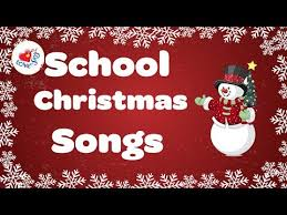 School Christmas Songs Playlist with Lyrics 2016 | Children Love ...