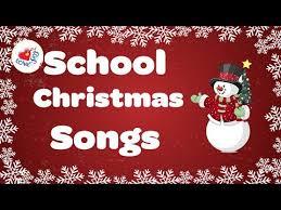 School Christmas Songs Playlist with Lyrics 2016 | Children Love ...