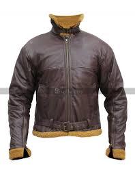 sheepskin b3 mens shearling er leather jacket