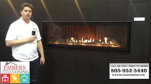 empire 60 modern linear fireplace review