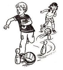 РЕФЕРАТ По физической культуре Тема игр с мячом pdf Если игрок с мячом во время выполнения какого либо задания ошибся мяч переходит к