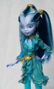 by selesta custom monster high doll