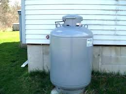 propane pool heater homemade