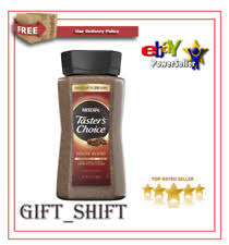 Coffee lovers choose taster's choice. Nescafe Tasters Choice Instant Coffee House Blend 14 Oz For Sale Online Ebay