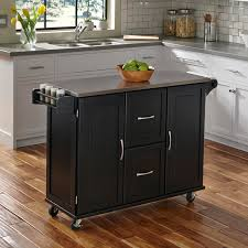Sandra Lee Granite Top Kitchen Cart Kitchen Island Cart Kmart Best Kitchen Island 2017