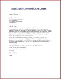 10 best cover letter examples resume cover letter unsolicited unsolicited cover letter example