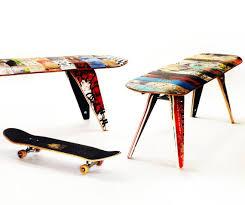 Skateboard Bench - 60